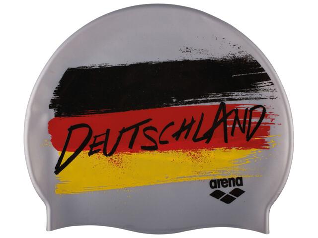 arena Print 2 Swimming Cap flag-deutschland
